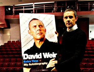 David Weir at Eastwood Park Theatre